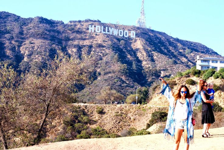 Everybody wants to go to Hollywood, California