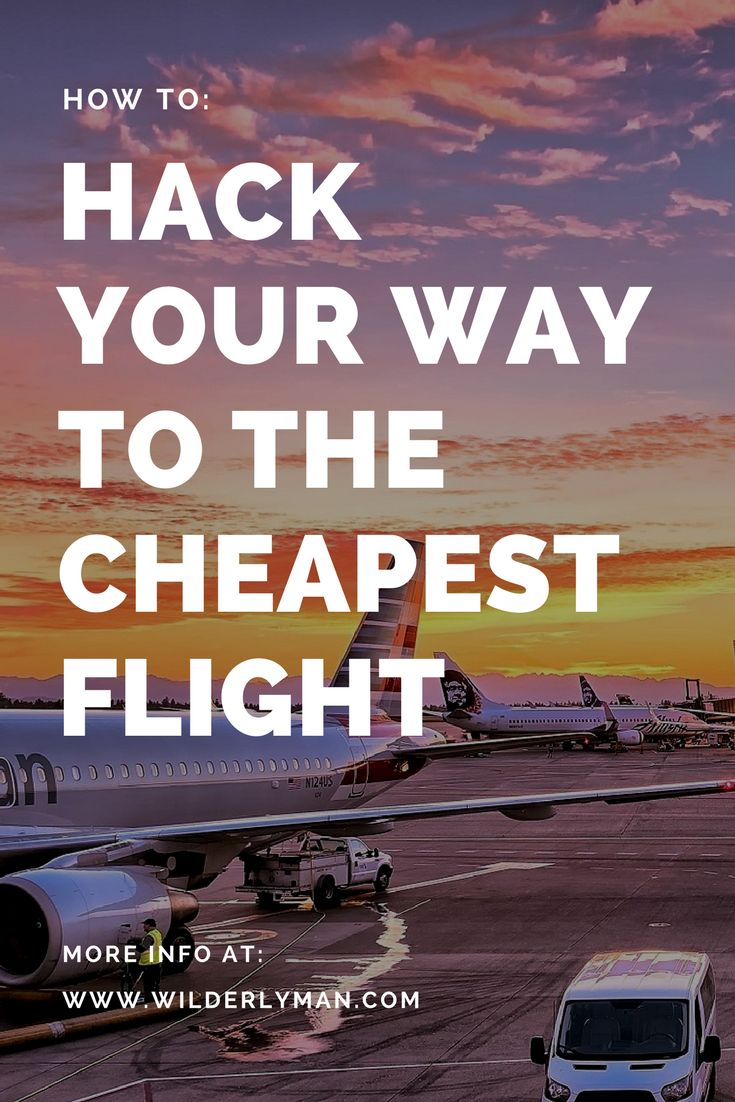 How to find the cheapest flights - how to find the cheapest airfaire
