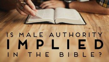 Ephesians 5:21-33: How Paul Turns Headship on Its Head