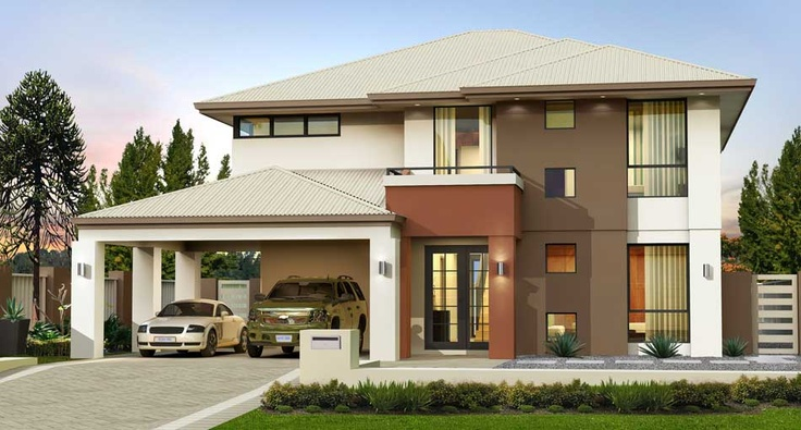 Great living home designs davenport classic visit www for Home designs western australia