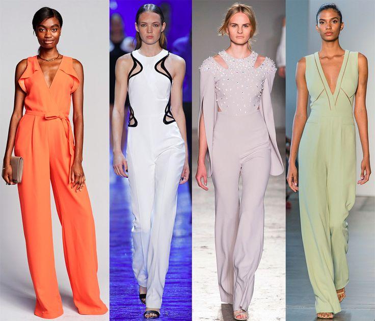 Mode für Frauen Overalls 2017 | Mode