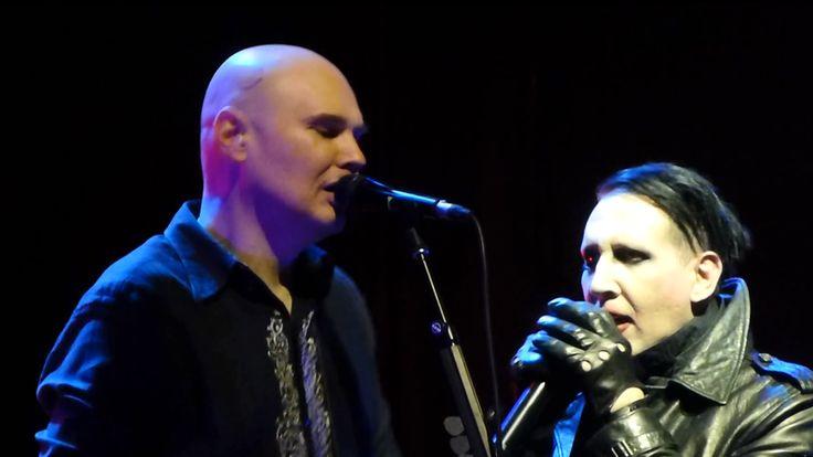 The Smashing Pumpkins и Мэрилин Мэнсон поедут в совместный тур - http://rockcult.ru/marilyn-manson-smashing-pumpkins-tour/