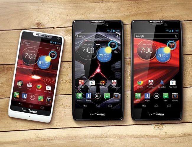 Verizon Droid RAZR HD, M, Maxx HD KitKat Update Android 4.4.2