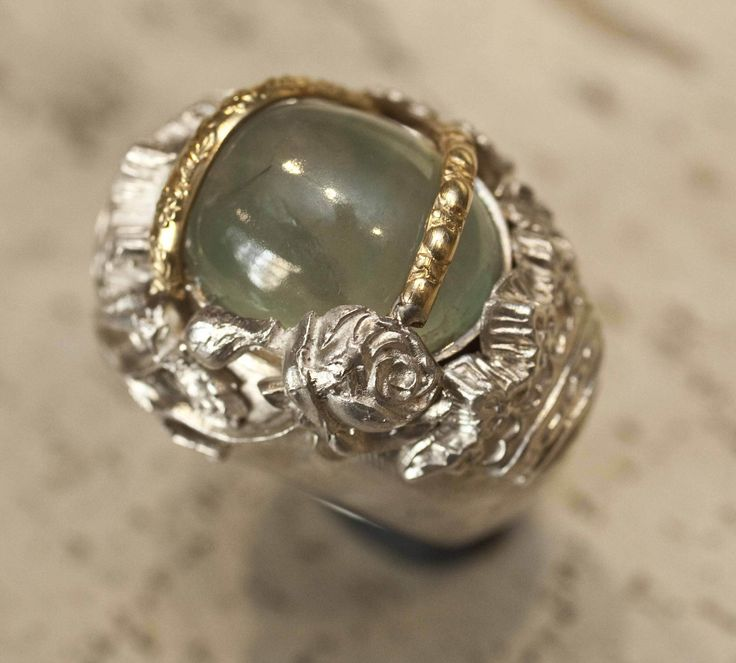 Silver and stone beauty #jewlery #rings #gioielli #giuseppinafermi #accesories #madeinitaly