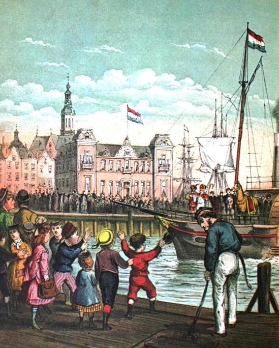 Sinterklaas, the number one Dutch tradition