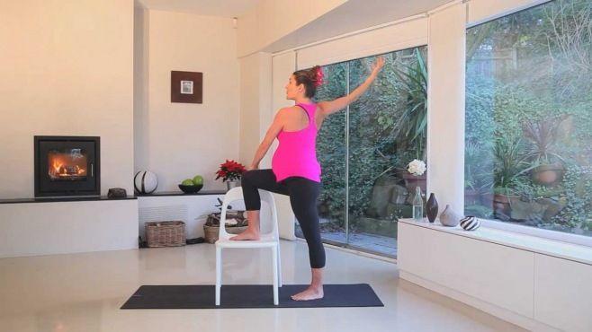 10 Dakikalık Hamile Kadınlar İçin Yoga Egzersizleri - Hamile kadınlar için basit yoga egzersizleri