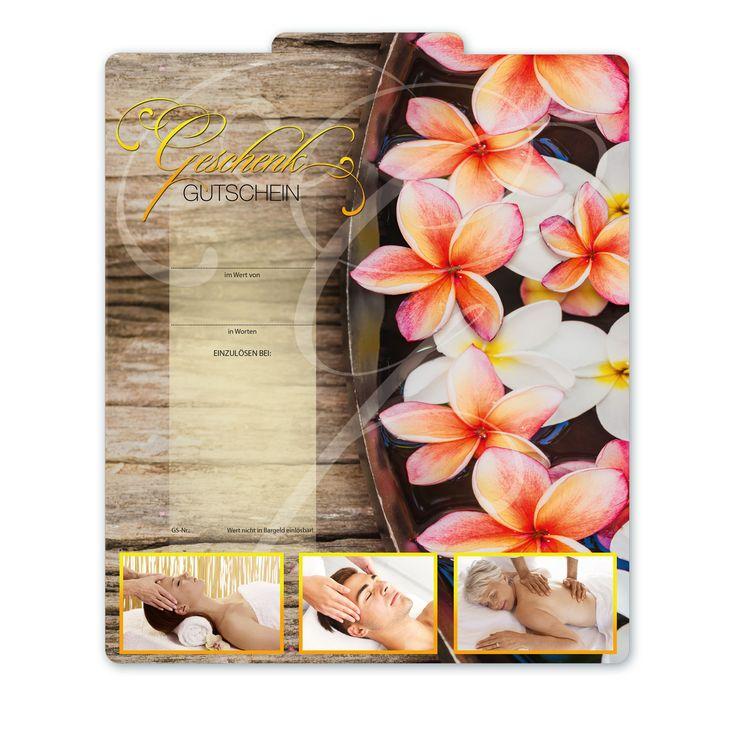 Spa wellness gutschein  Die besten 25+ Massage gutschein Ideen nur auf Pinterest ...