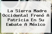 http://tecnoautos.com/wp-content/uploads/imagenes/tendencias/thumbs/la-sierra-madre-occidental-freno-a-patricia-en-su-embate-a-mexico.jpg Sierra Madre Occidental. La Sierra Madre Occidental frenó a Patricia en su embate a México, Enlaces, Imágenes, Videos y Tweets - http://tecnoautos.com/actualidad/sierra-madre-occidental-la-sierra-madre-occidental-freno-a-patricia-en-su-embate-a-mexico/