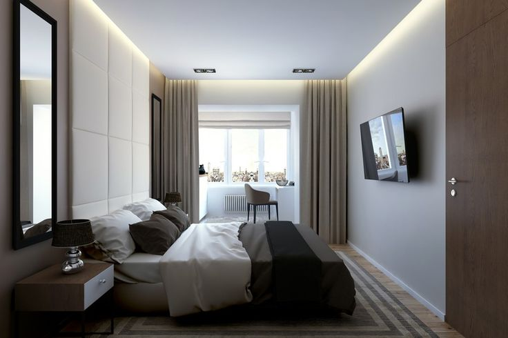 Stylish Open-Layout Apartment Design in Saint Petersburg by GEOMETRIUM - http://freshome.com/2014/11/04/stylish-open-layout-apartment-design-in-saint-petersburg-by-geometrium/