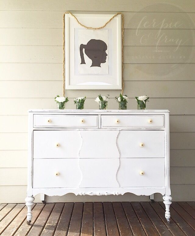 white furniture paint349 best Ferpie and Fray Furniture images on Pinterest  Painted