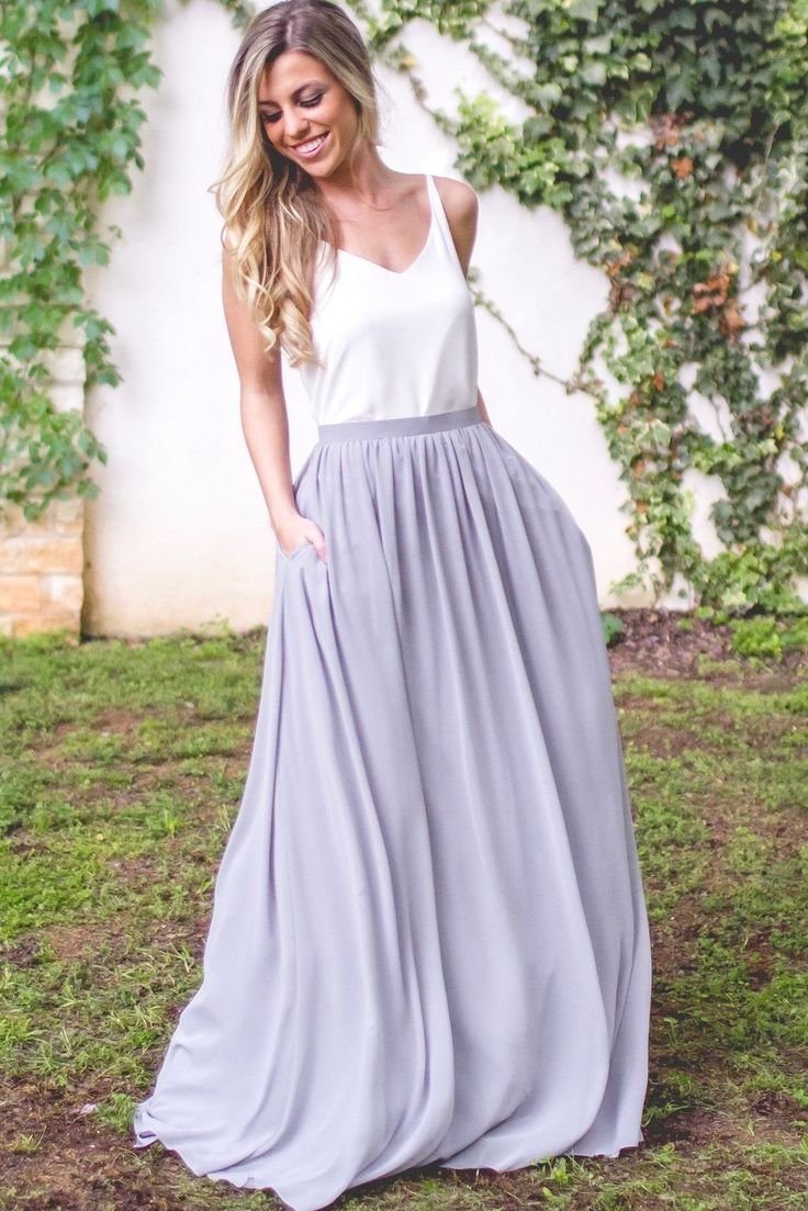 25 best ideas about bridesmaid skirts on grey