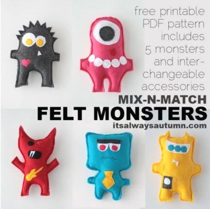 Vilt monsters :)