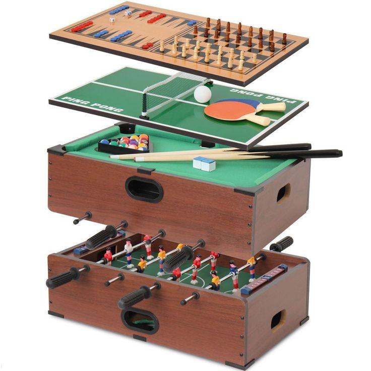 Gesellschafts Spiele Tisch Tennis Familien Kinder Erwachsene Multiplayer Schach