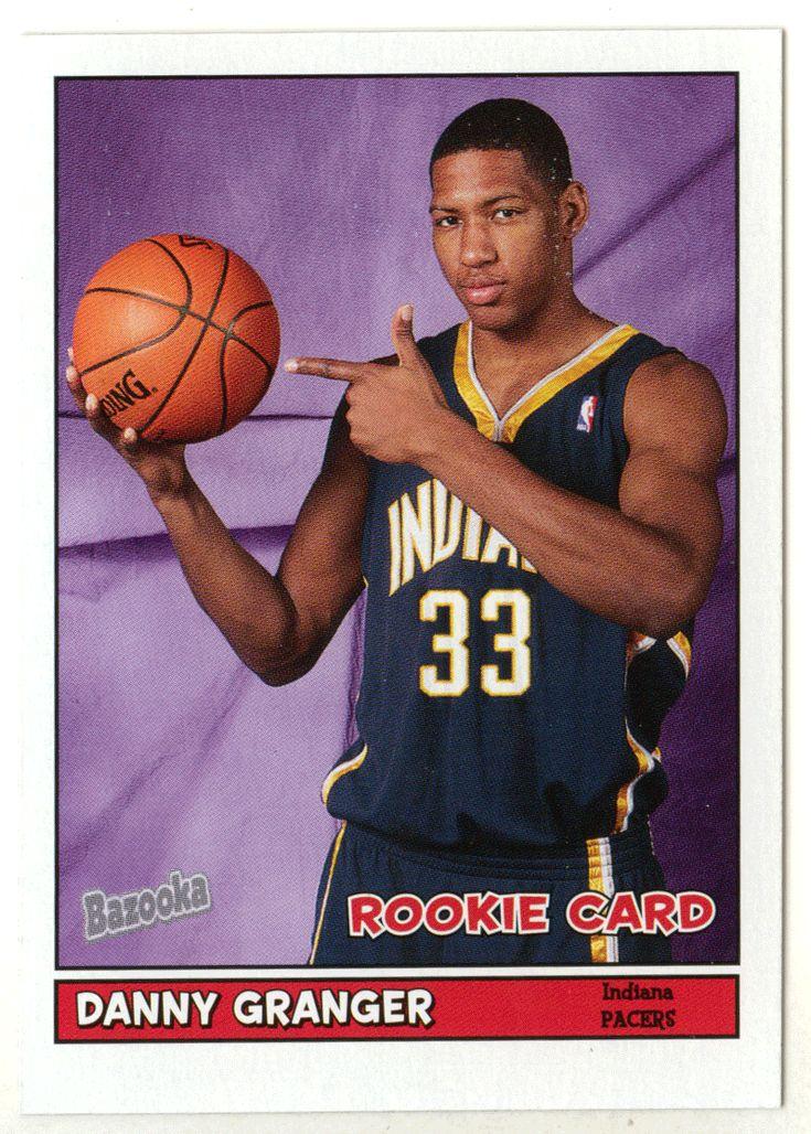 Danny Granger RC # 167 - 2005-06 Topps Baz Basketball NBA Rookie