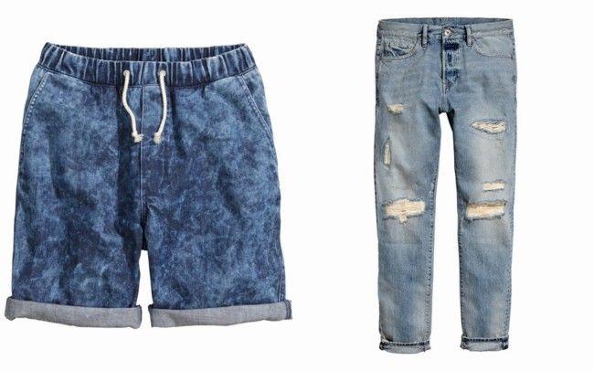 bermudas jeans desgastado - Buscar con Google