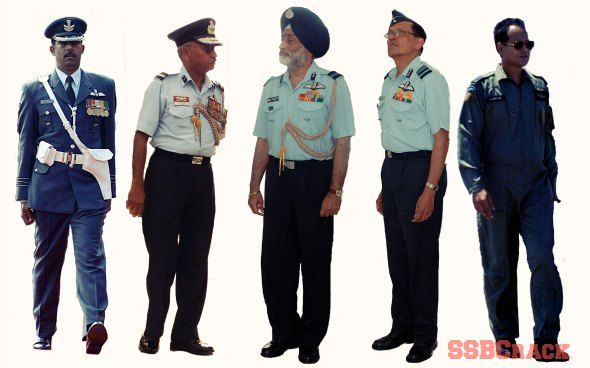 Indian Air Force Medical: Height And Weight Standards for Men and Women by www.ssbcrack.com