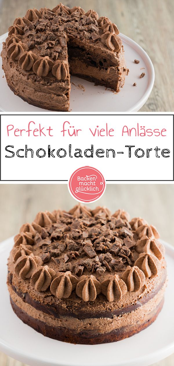 Schokoladen Brownie Pie