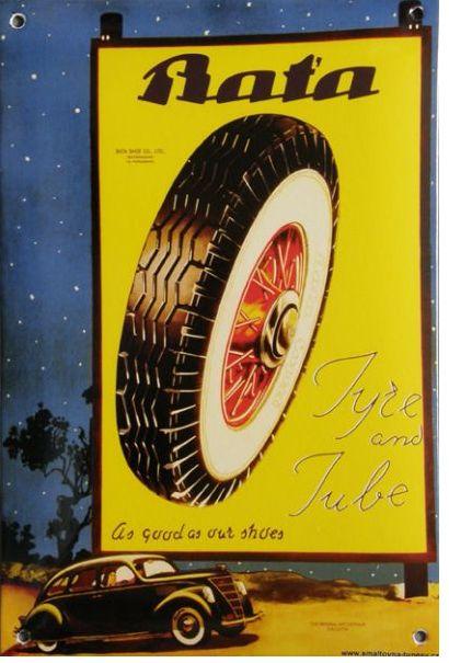 Baťa - pneumatiky