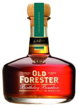Old Forester 2014 Birthday Bourbon has flavors of vanilla, cinnamon and orange peel