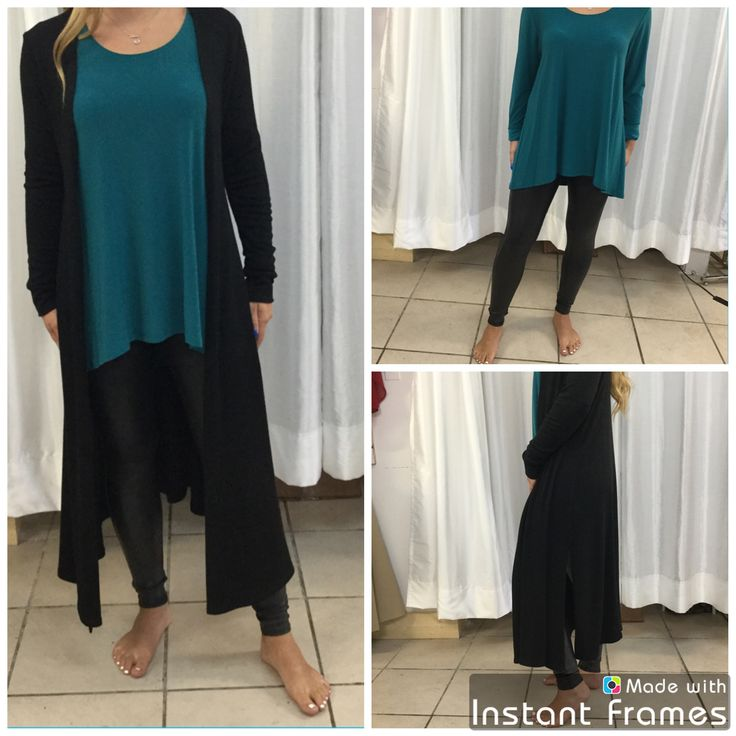 Amazing colours! This duster is great for spring weather! #yeg #womensfashion #mygolfcloset #plusisequal