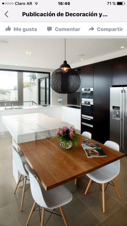 66 besten Cocinas Bilder auf Pinterest | Küchen modern, Küchen ...