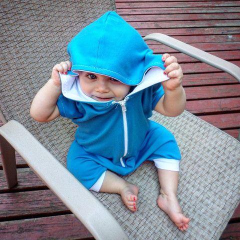Hooded Shorty Jumper