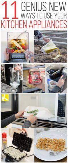 11 Mind-Blowing Kitchen Appliance Hacks You Must Try