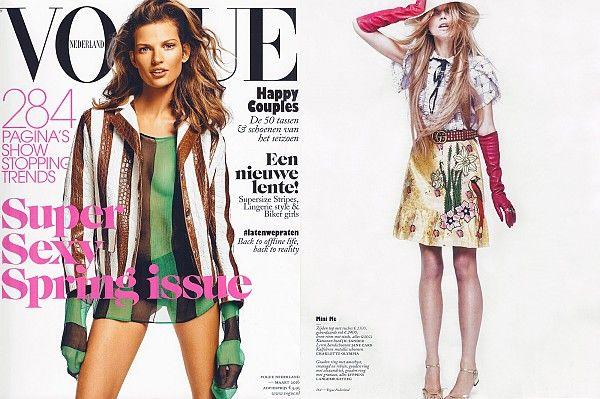 Vogue Netherlands | March 2016