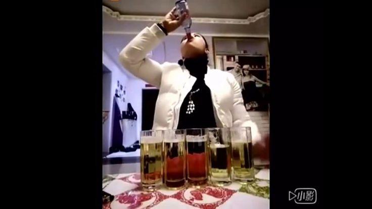 Em Gái Tàu Khựa Uống Rượu Như Nước Lã