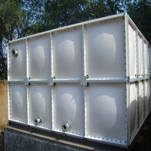 Grp Modular Panel Water Tank Fiber Reinforce Plastic Water Tank