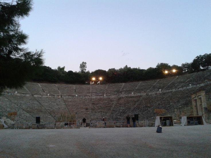 Ancient Theatre of Epidaurus