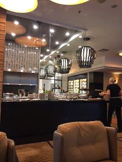 Latające talerze - blog o restauracjach: Le Victoria Brasserie Moderne