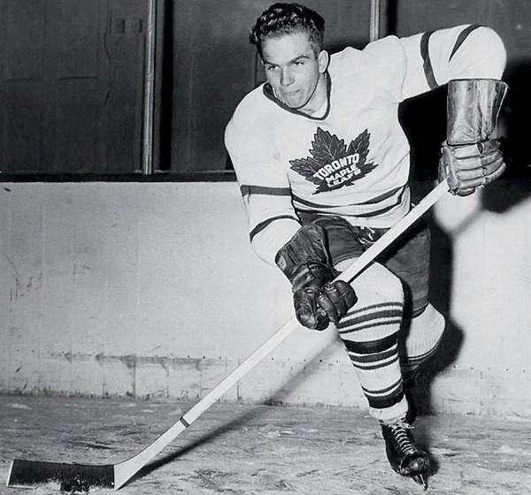 Bill Barilko, Toronto Maple Leafs