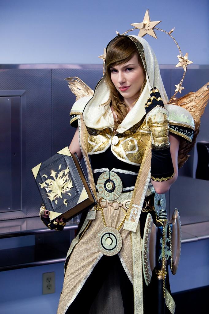 Priest: Avatar Raiment - World of Warcraft Cosplay