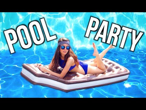 Pool Party Ideas For Teens this would be a fun idea for a pool party or just any party in the 4 Amazing Ideas For Teens Pool Party