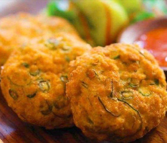 اسهل طريقة عمل كبيبة الجمبري أو الروبيان بالبقدونس Food Breakfast Muffin