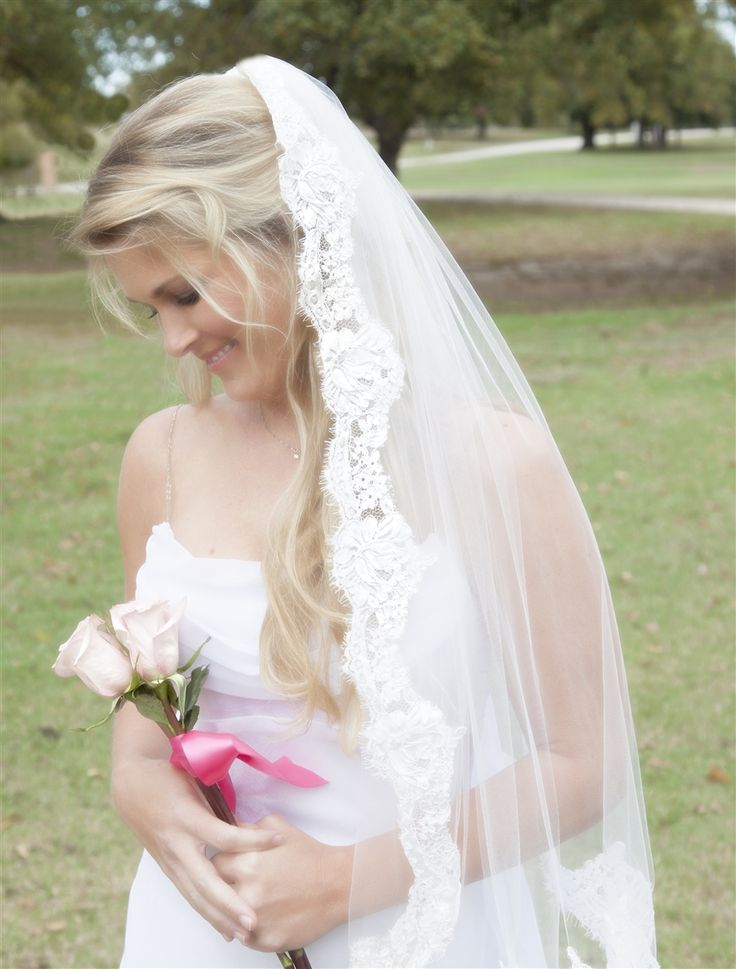 Love This Affordable Veil 49 Here LOVE