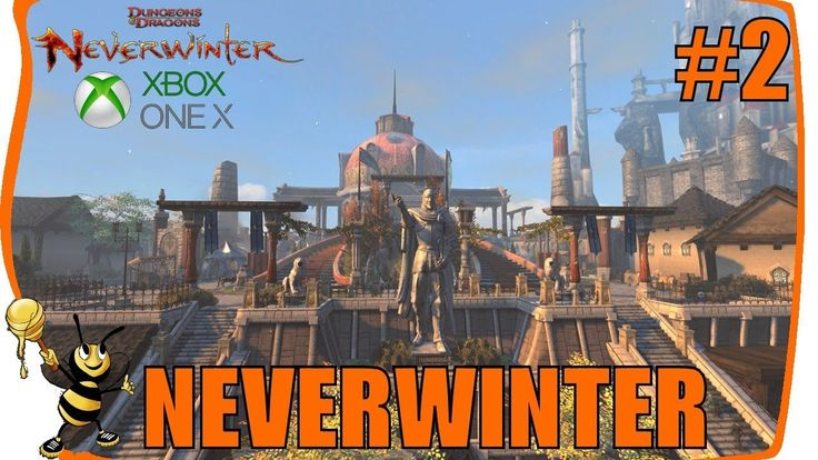 NEVERWINTER ONLINE PO POLSKU - Enklawa Protektora - XBOX ONE GAMEPLAY PL #2 #games #mmo #xboxone #xboxonex