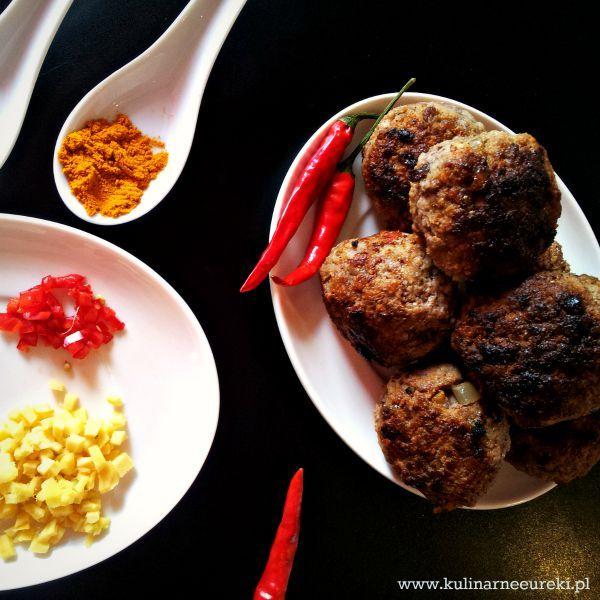Kulki z wolowiny - meatballs