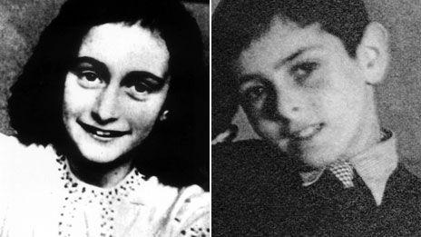 Anne Frank: Buddy Elias on his 'wild' cousin