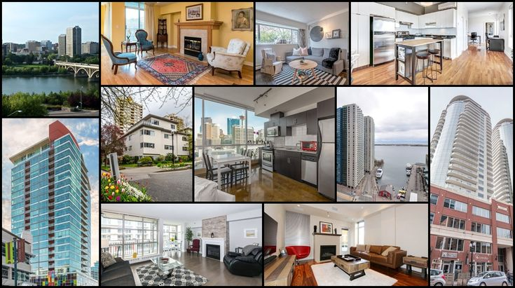 From a waterfront unit with hardwood floors in Halifax to a two-bedroom corner suite with panoramic views of downtown Calgary, CTVNews.ca takes a look at what's available now in major markets across the country.