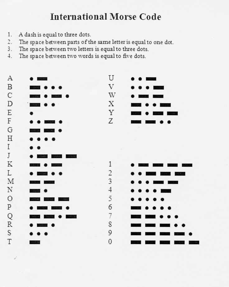 letter a in morse code 16 best morse code images on morse code 21552