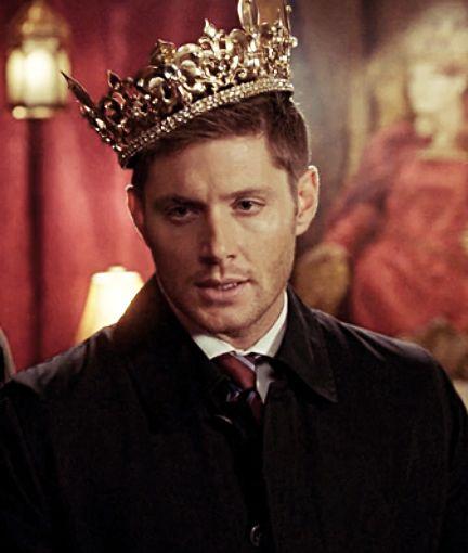 #Dean_Winchester #King I'm a princess. #Дин #Винчестер #Король #Supernatural Я принцеса