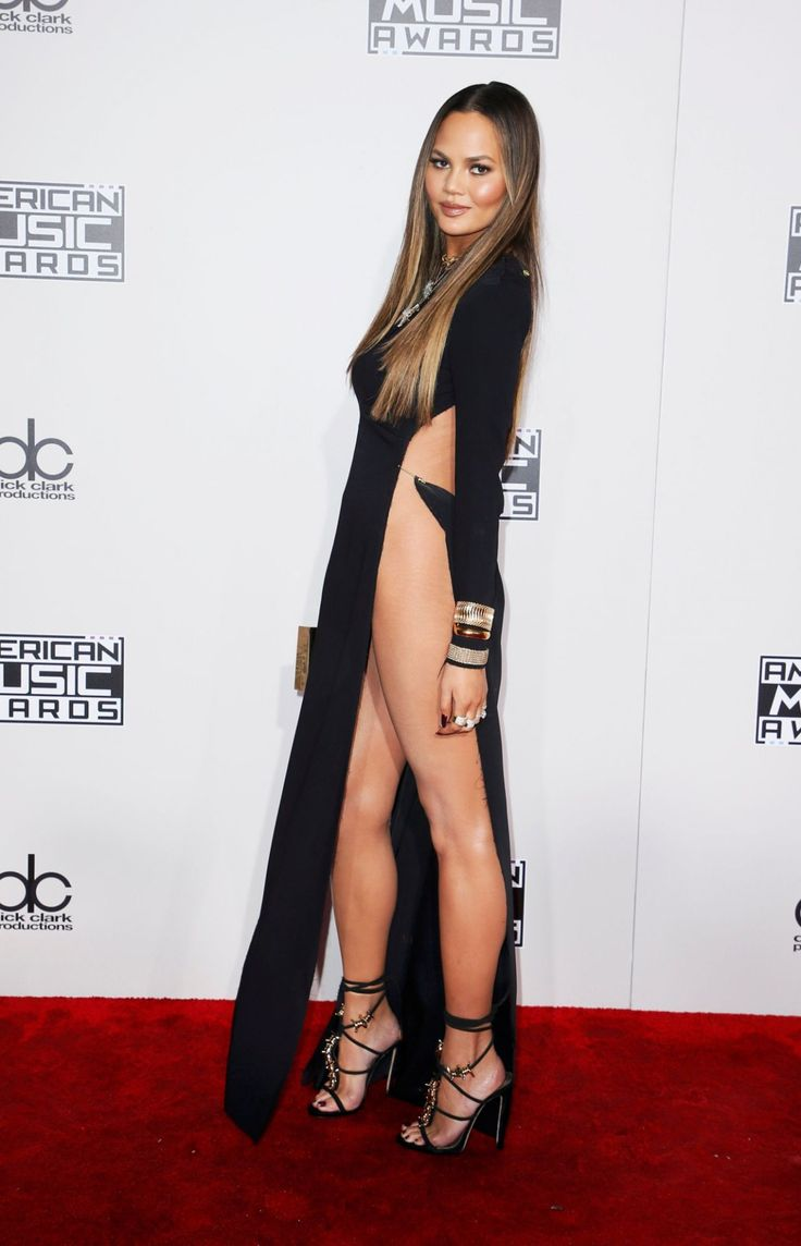Chrissy Teigen at the 2016 American Music Awards, Los Angeles (2016)