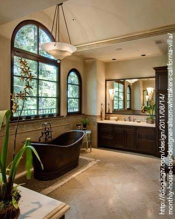 Bathrooms On Pinterest Log Cabin Bathrooms Land 39 S End And Rustic