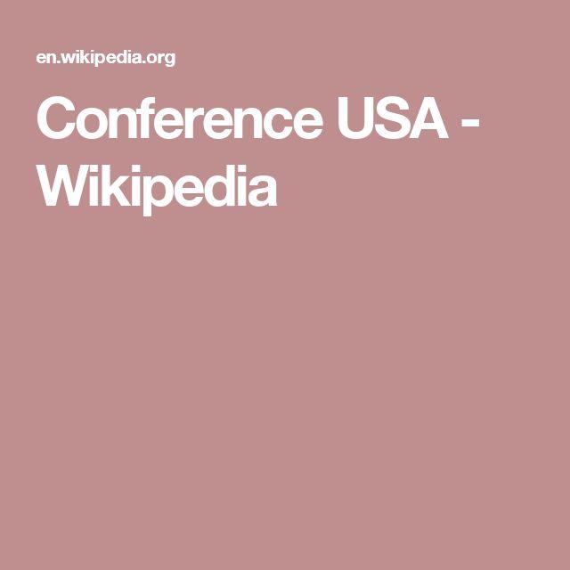 Conference USA - Wikipedia