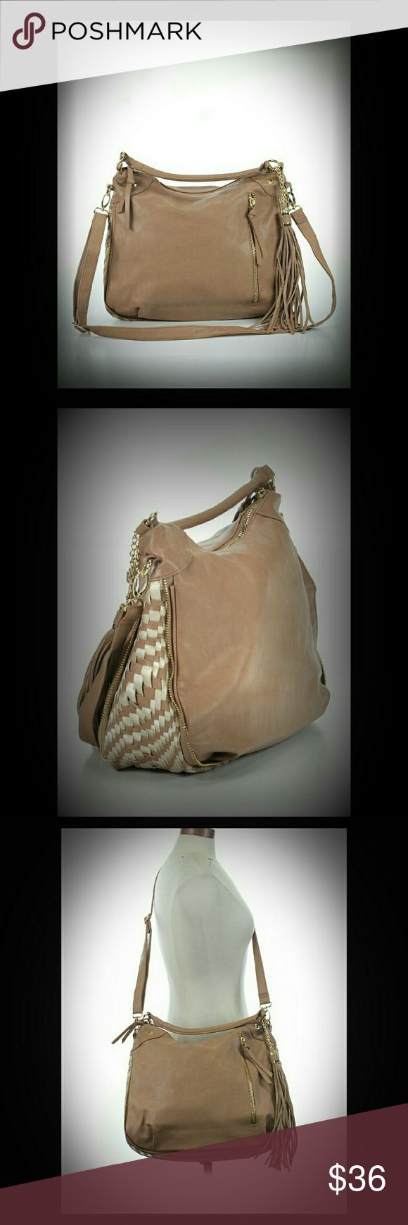 Big Buddha Hobo Bag Used only a few times. Great condition, no stains or scuffs. Large size bag. No trades Big Buddha Bags Hobos