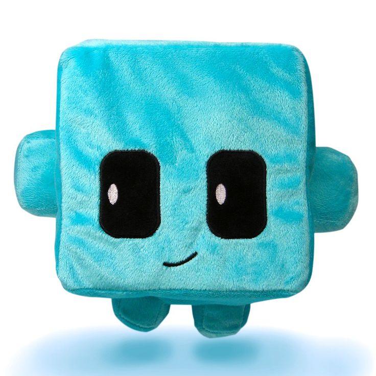 Chaosflo44 Blocky Kuscheltier 001 Kuscheltier Minecraft Spielzeug Kuscheln