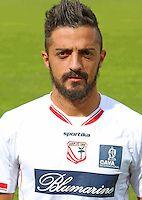 Italian League Serie B -2014-2015 / <br />  ( Carpi Fc 1909 ) -<br />  Fabio Concas