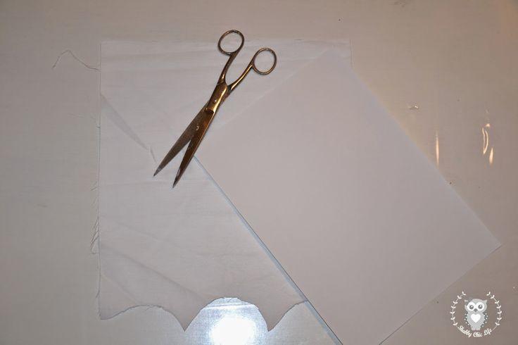 Tutorial trasferimento immagine su stoffa
